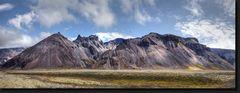 unterwegs in Suðurland - Island