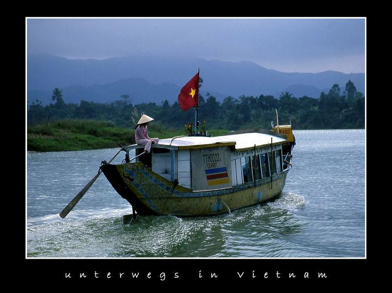 unterwegs in Vietnam 2