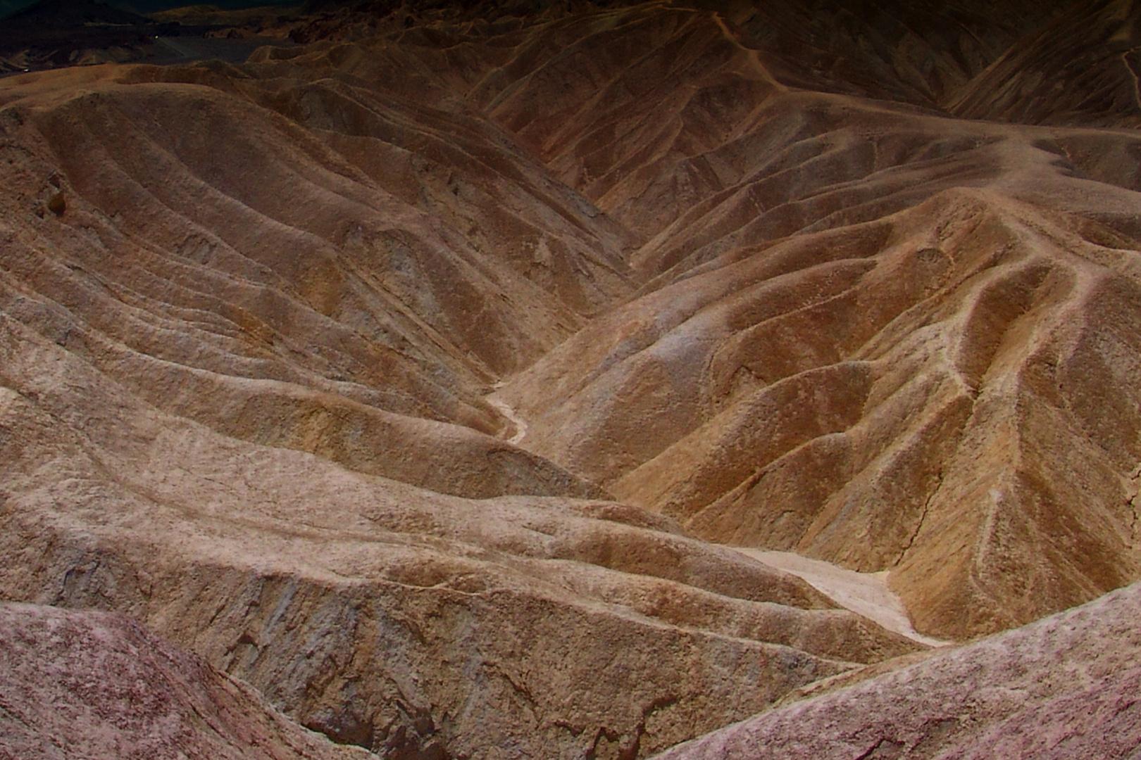 unterwegs ins Death Valley2...