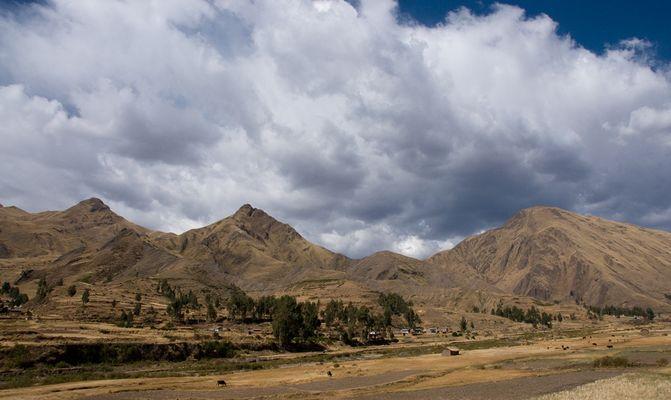 Unterwegs mit dem Andean Explorer 12
