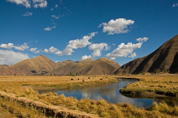 Unterwegs mit dem Andean Explorer 13