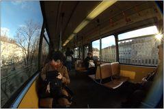 ... unterwegs mit Gerlinde (3) ...