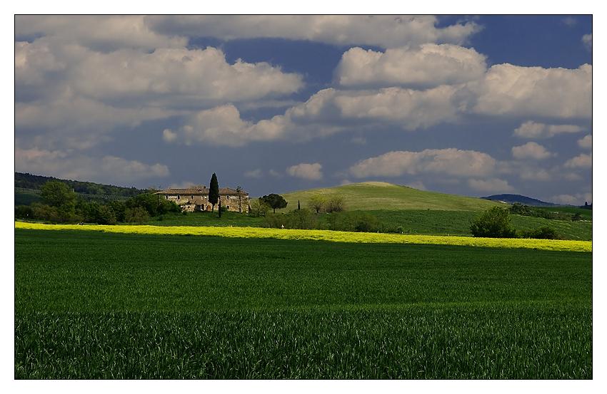 Unterwegs Toscana - Landidylle