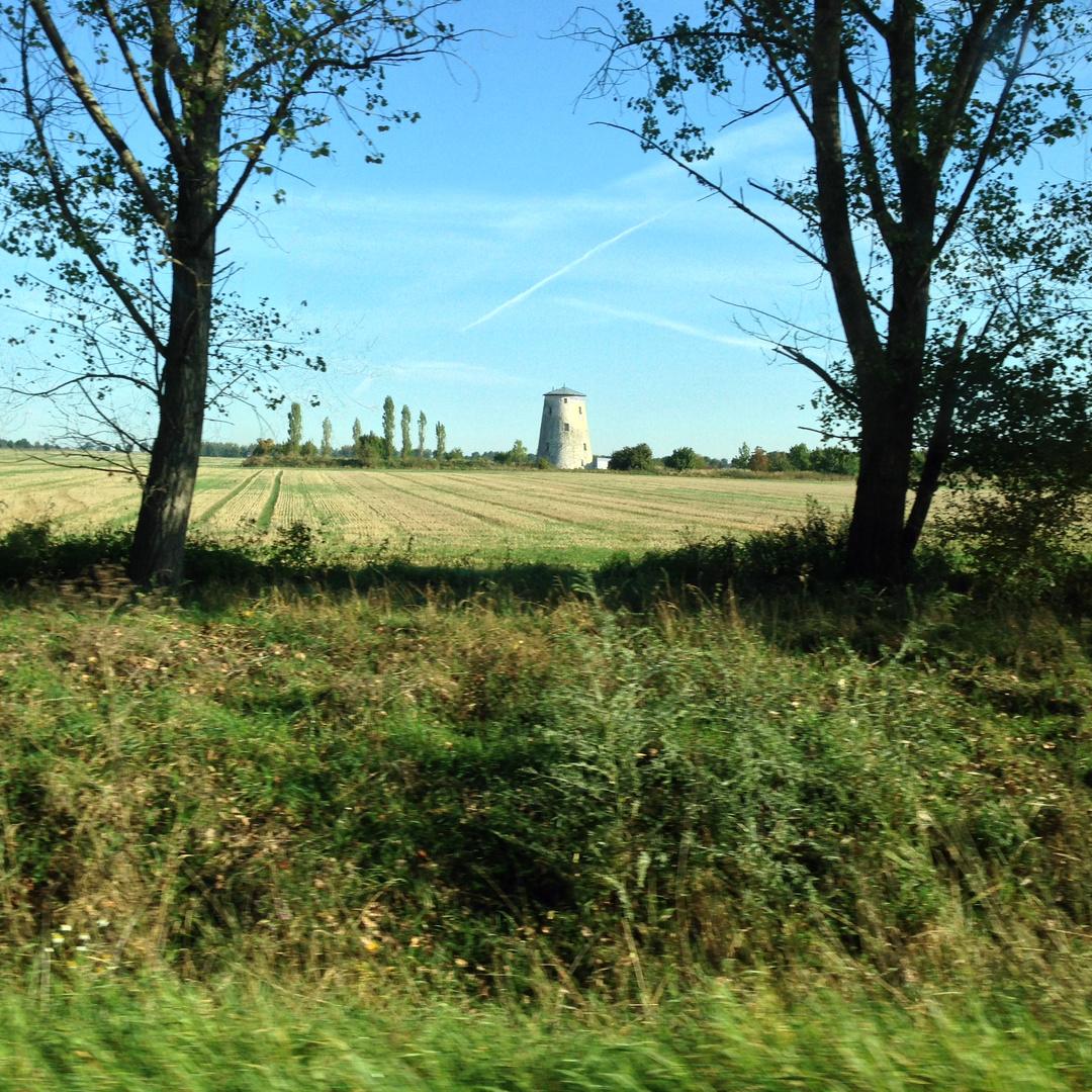 unterwegs von Unseburg nach Buchholz Müritz