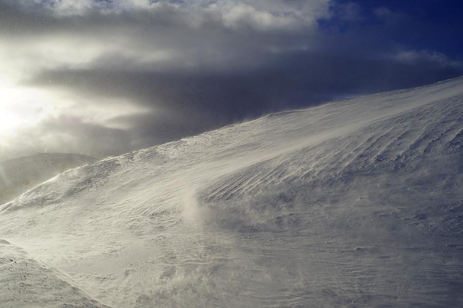 Unterwegs zum Nordkapp im Winter – Die weisse Wüste…