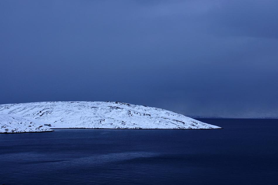 Unterwegs zum Nordkapp im Winter – Ein Bild für die Seele…..
