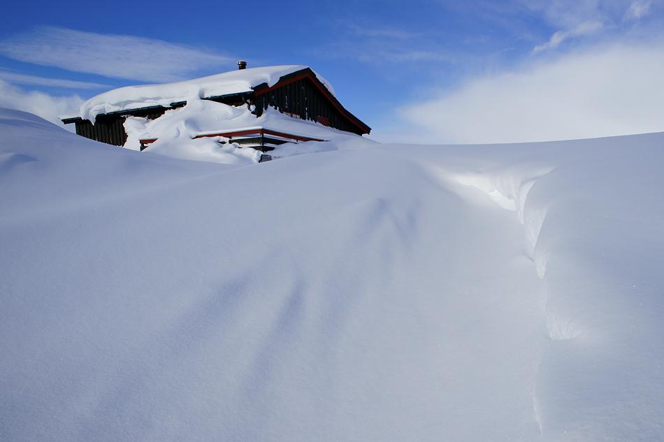 Unterwegs zum Nordkapp im Winter – Immer noch tiefster Winter am 12. März 2013