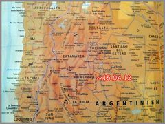 unterwegs...Atacama 2012