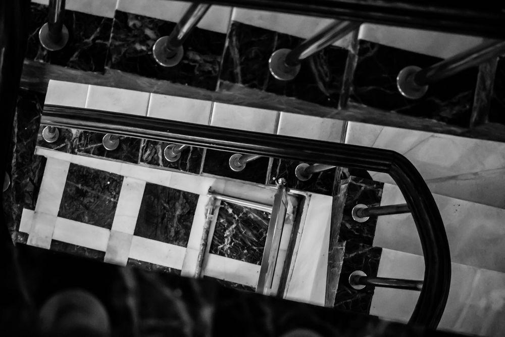 Unusual Staircase by Abhishek Biswas