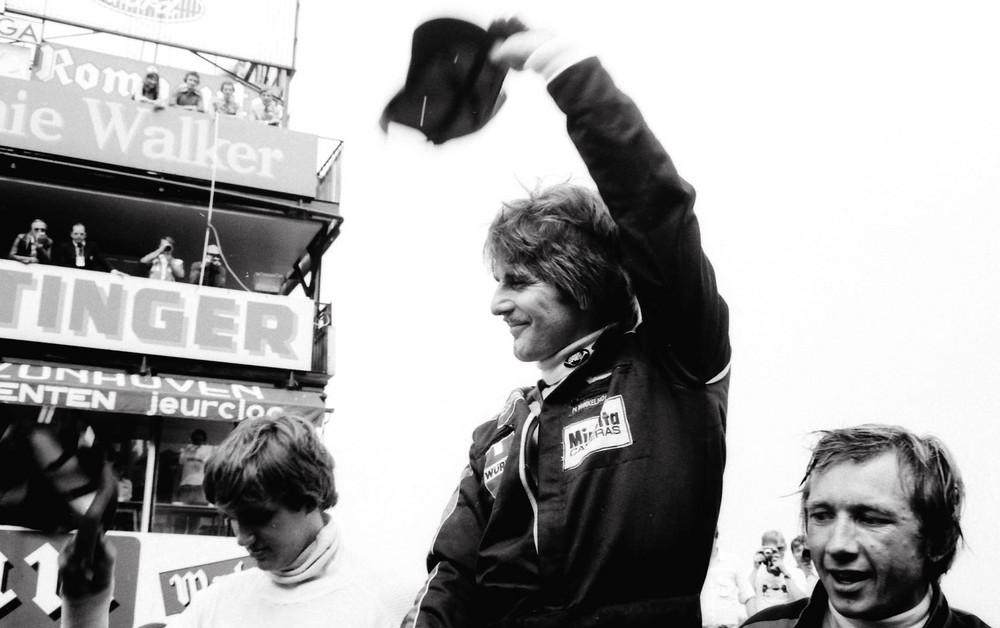 """Unvergessen... """"Manfred Winkelhock"""" 1977 im BMW Junior TEAM."""