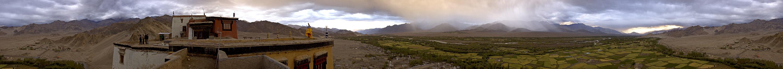 unwetter in ladakh