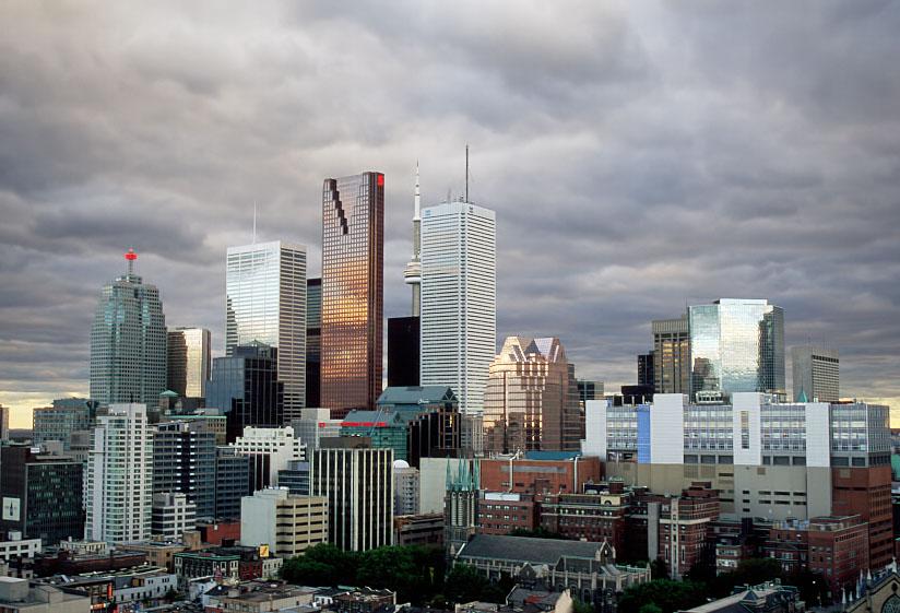 Unwetter (neue Version auf vielfachen Wunsch) Toronto