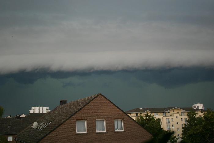 Unwetter über Düsseldorf 4