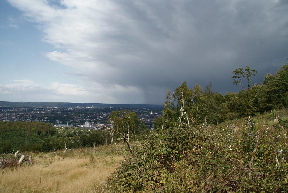 (Un)Wetter über Hagen