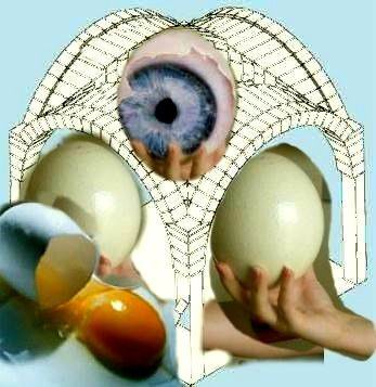 Uovo ad occhio