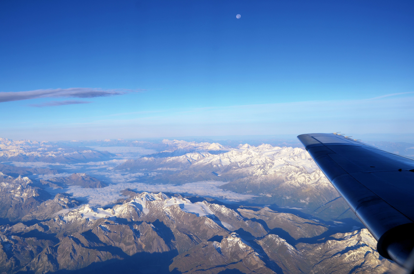 Up In The Sky - Swiss Alps