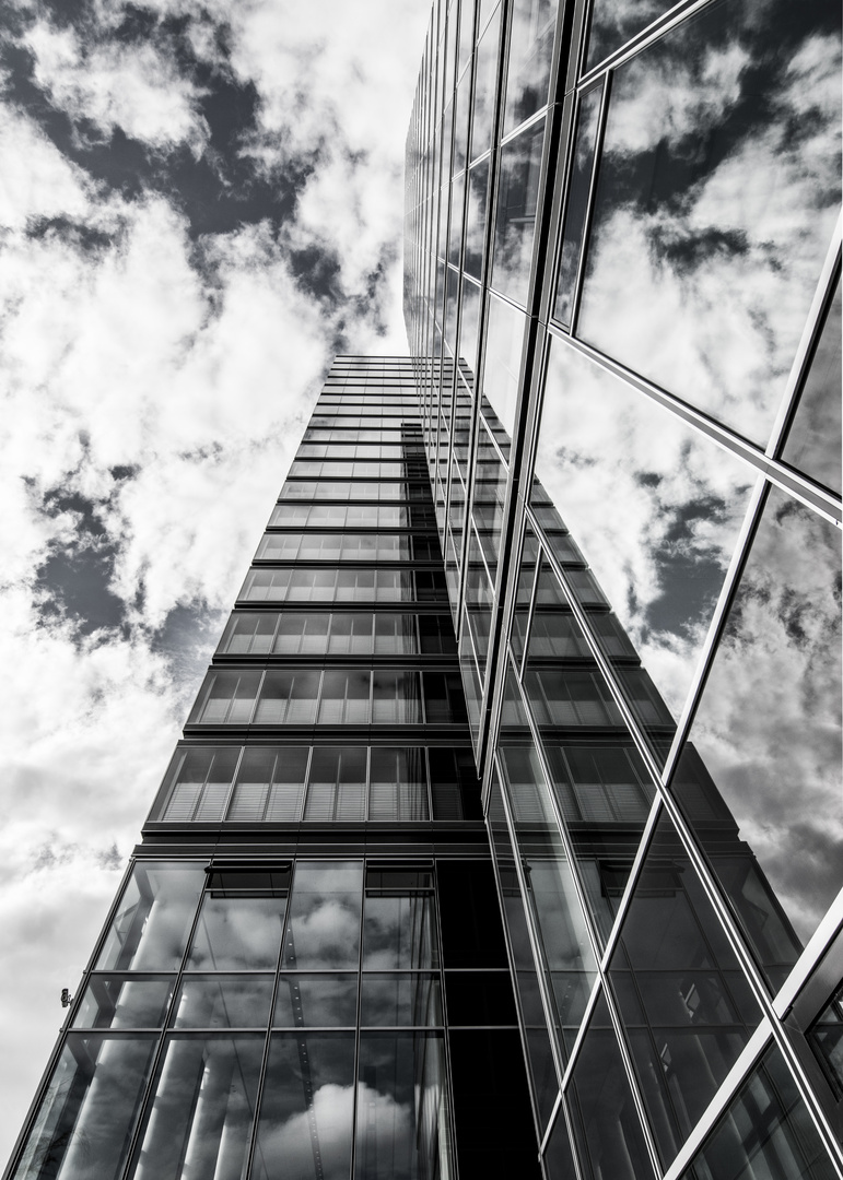 Up up to the sky