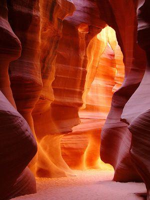 Upper Antelope Canyon - immer wieder schön