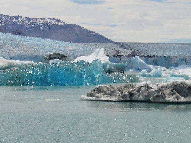 Uppsala glacier - Argentina