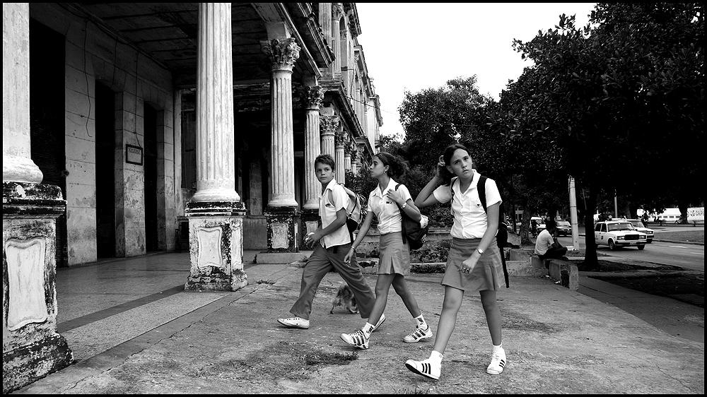 Uptown-Kids in Havanna