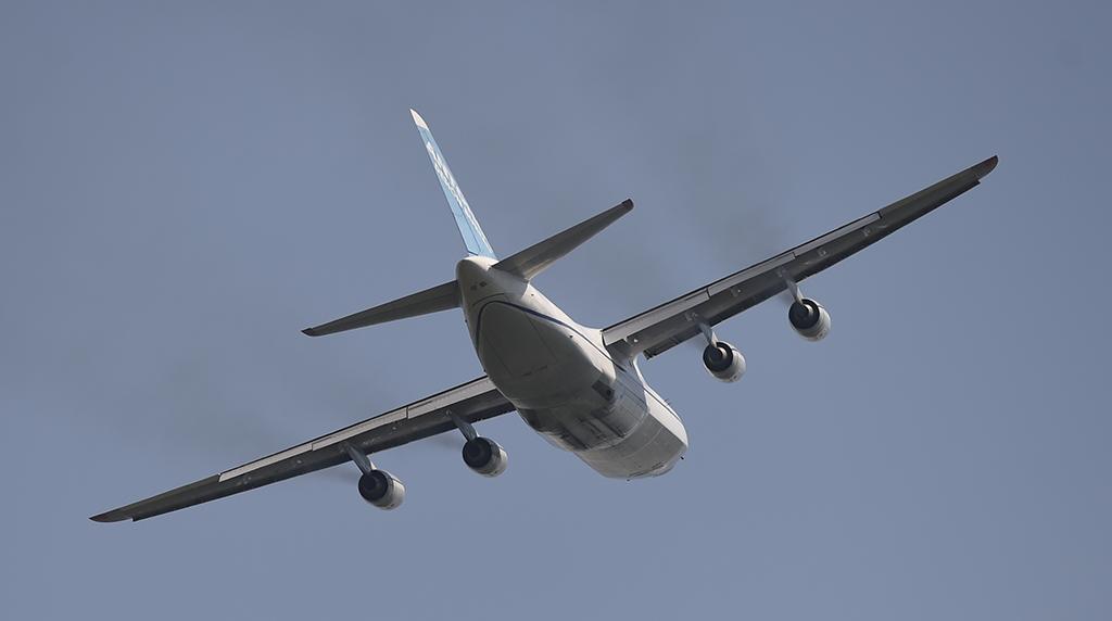UR-82073 - Antonov AN-124-100 - Antonov Design Bureau