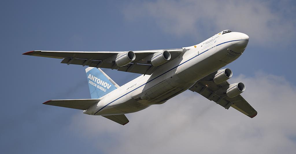 UR-82073 - Antonov Design Bureau - Antonov AN-124-100