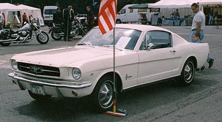 Ur-Mustang