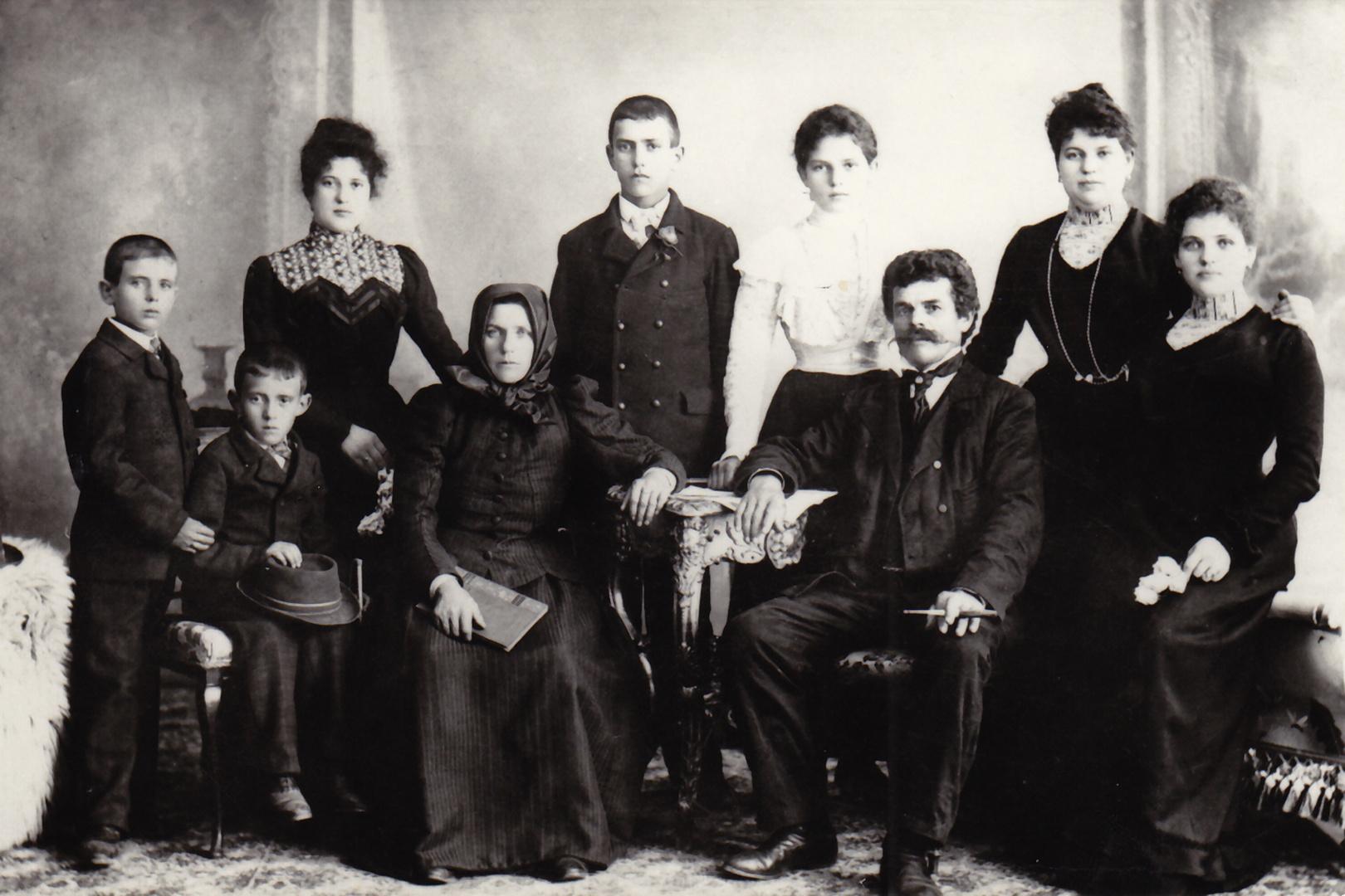 Ur-Ur-Großvater Daniel