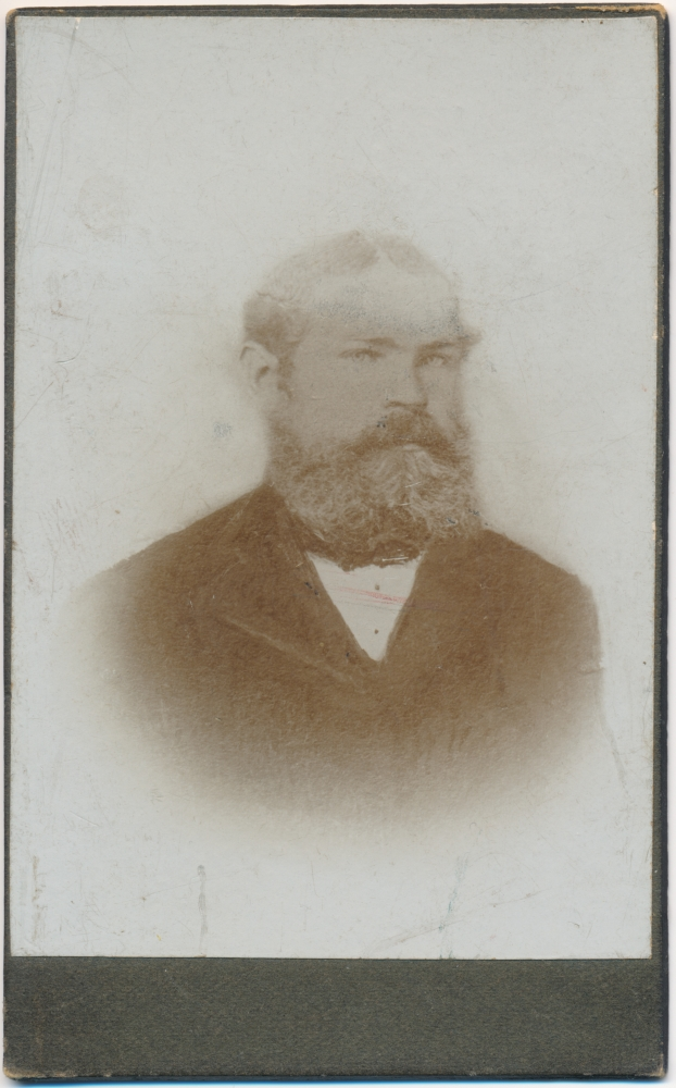 Ur- Ur- Opa Karl aus Loitz in Pommern