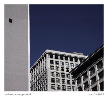 Urban Arrangement