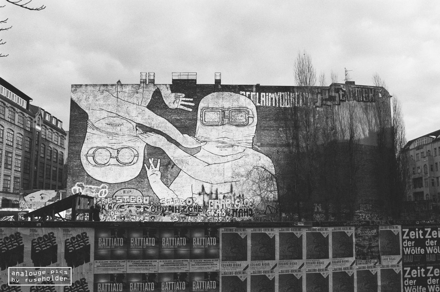 Urban Art 36 (Analog)