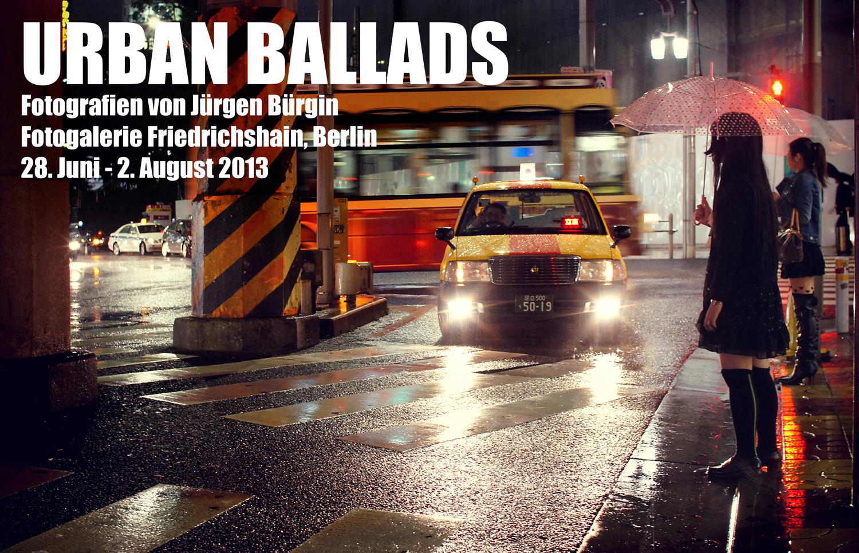 Urban Ballads