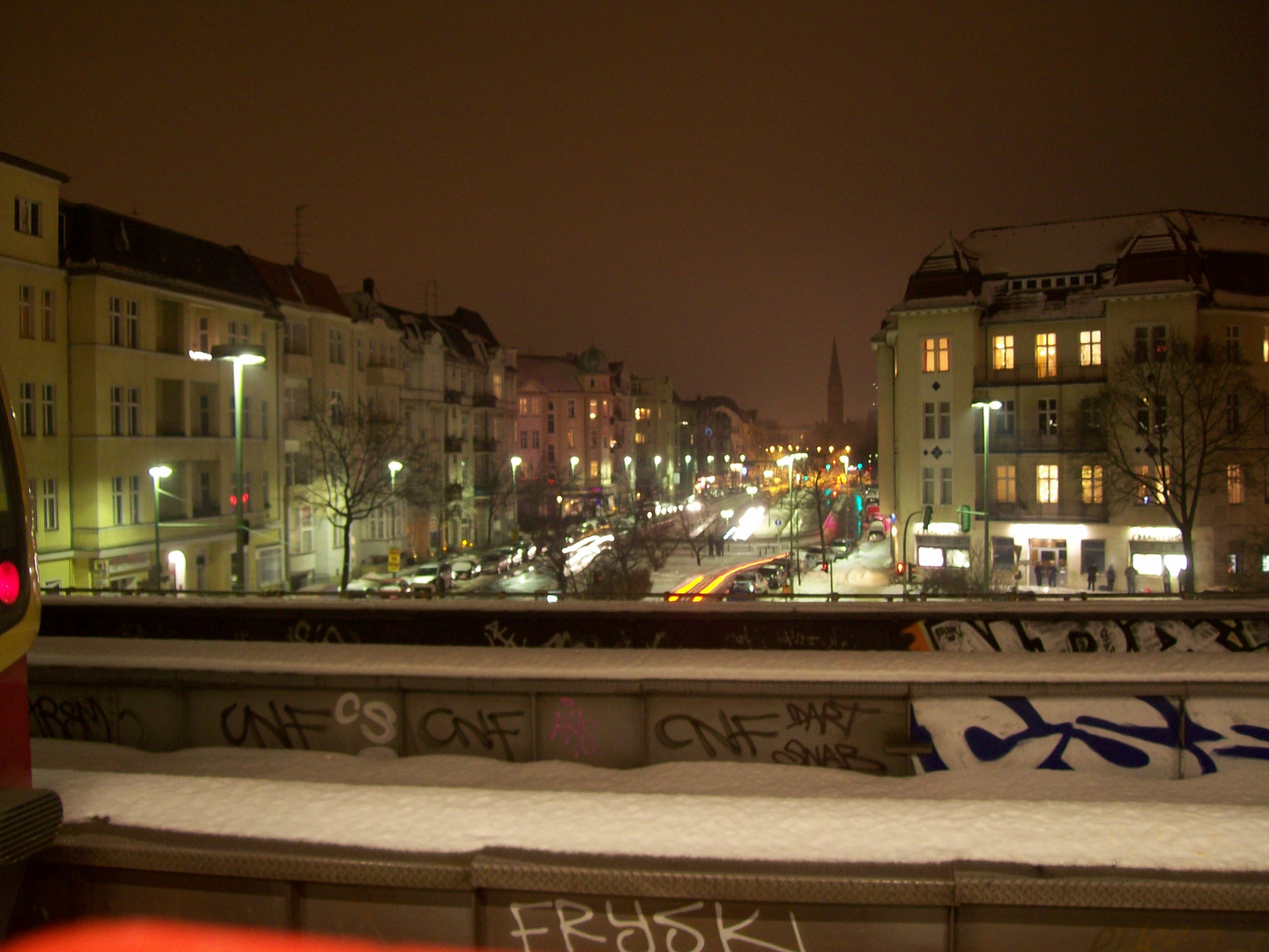 Urban Berlin - Blindet by the lights.