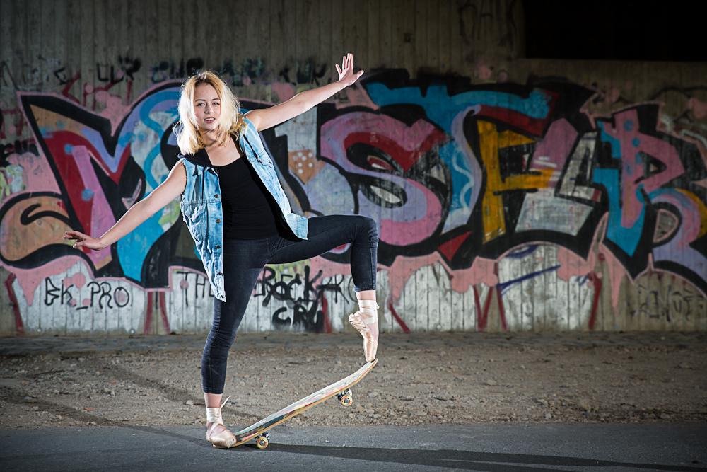 Urban Dancer #1