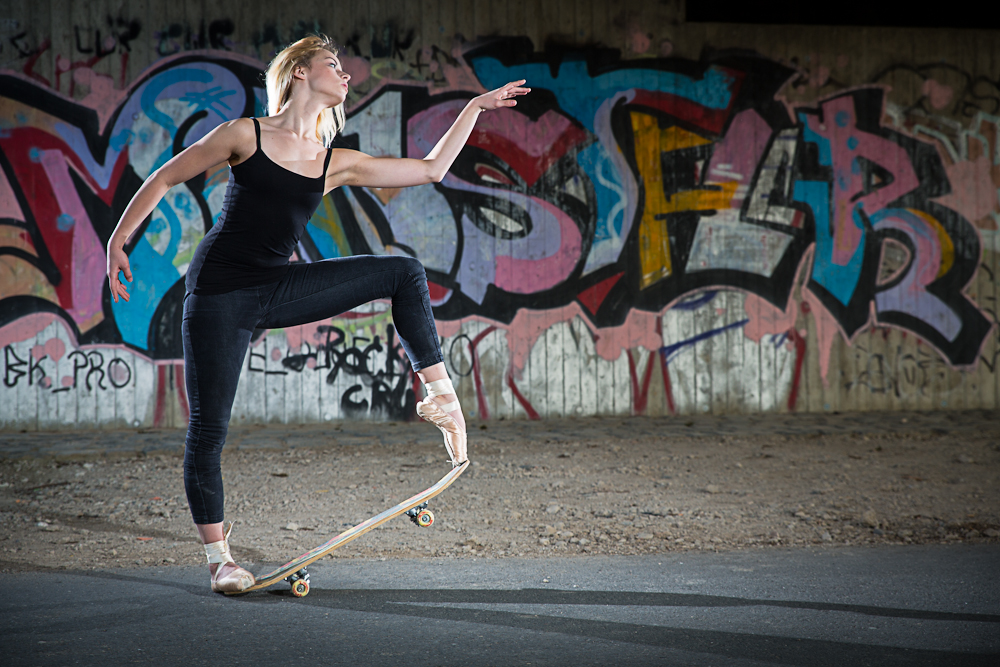 Urban Dancer #2