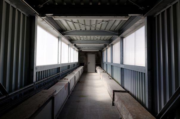 Urban Exploration #3: Der Weg von der Verladung zu den Silos