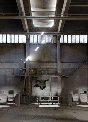 Urban Exploration #6: Die Werkhalle