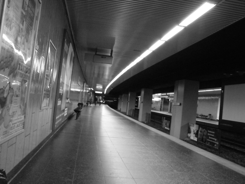 Urban in gray