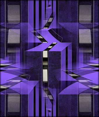 Urban In Violett