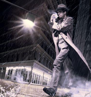 Urban (K)nights - Detective Story