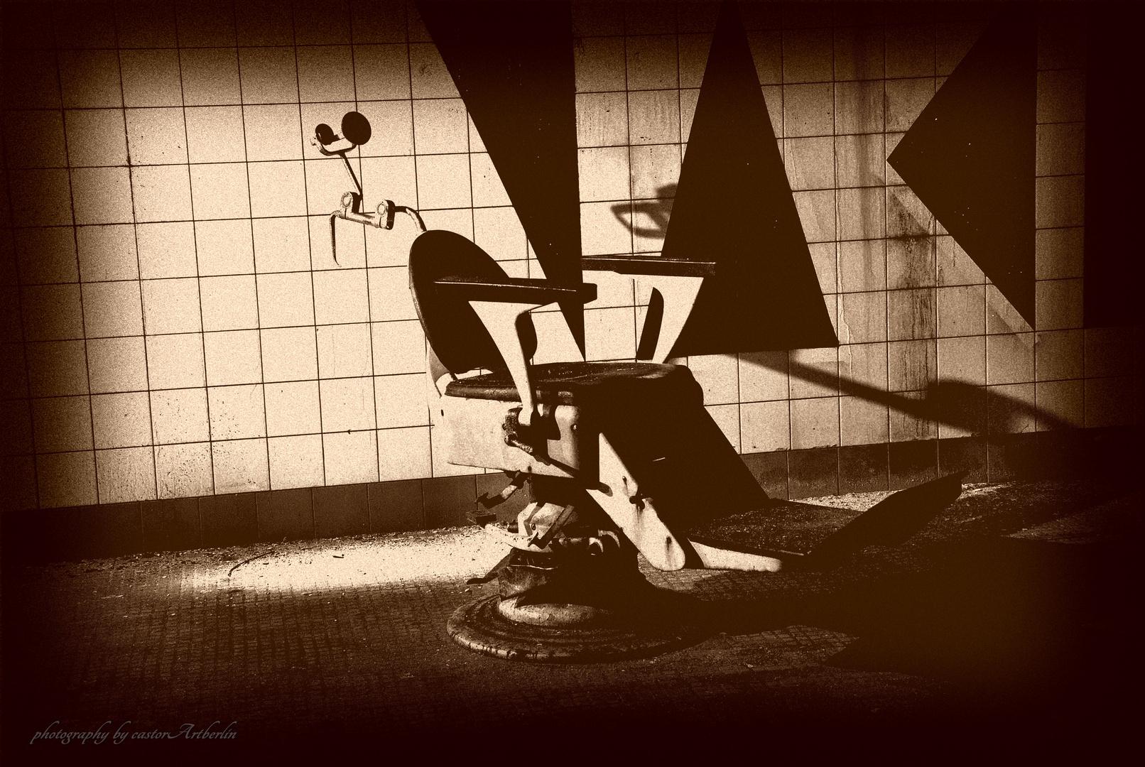 "Urban Sanatorium Beelitz ""with or without numbing"""