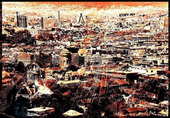 urban sceneries - mannheim 3