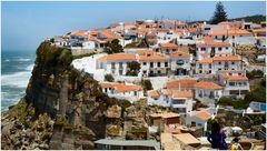 Urbanization on cliffs.