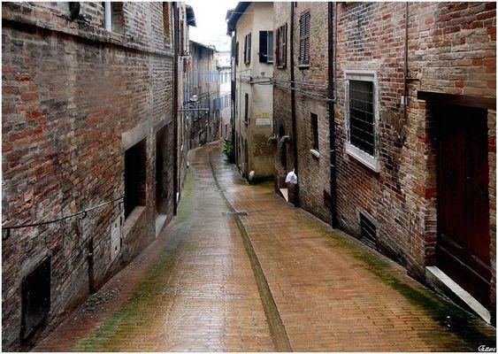 Urbino alta