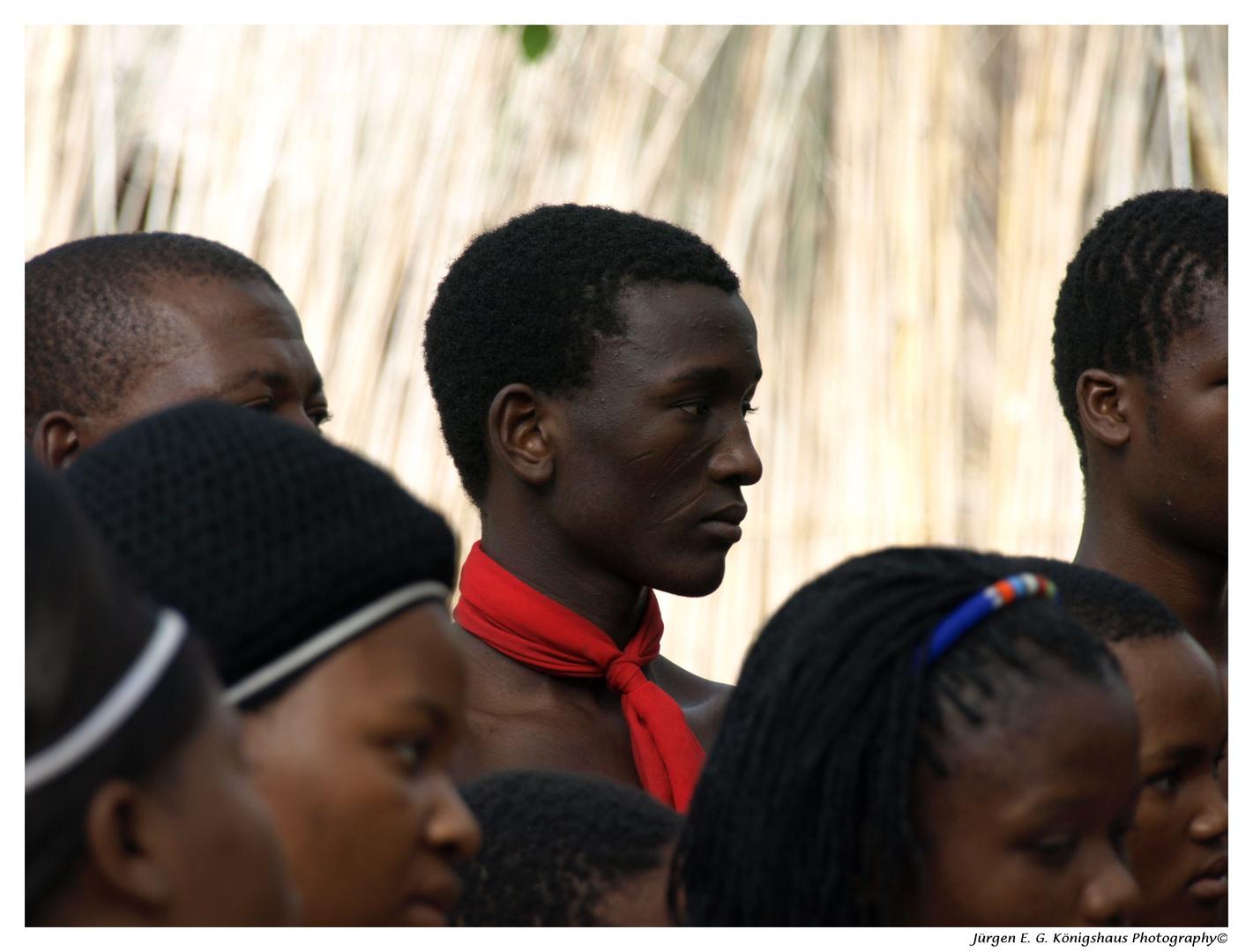 Ureinwohner Südafrikas