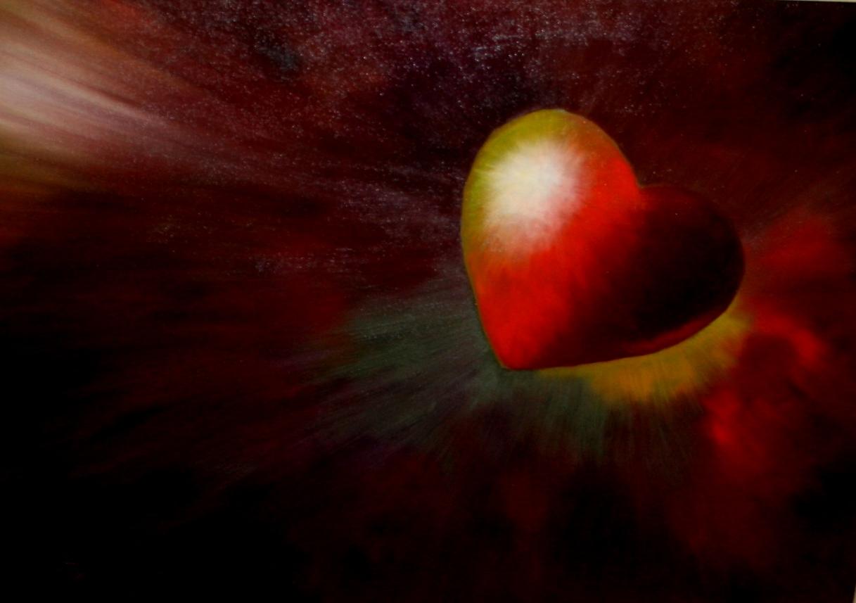 Urknall....der Liebe !!!