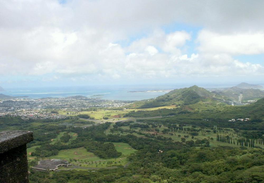 Urlaub auf der Insel Oahu( Hawaii )