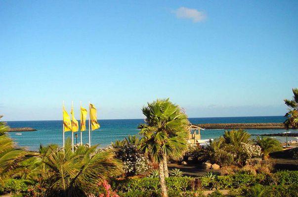 Urlaub auf Lanzarote.