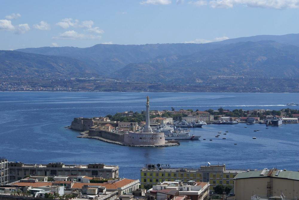 Urlaub auf Sizilien in Messina