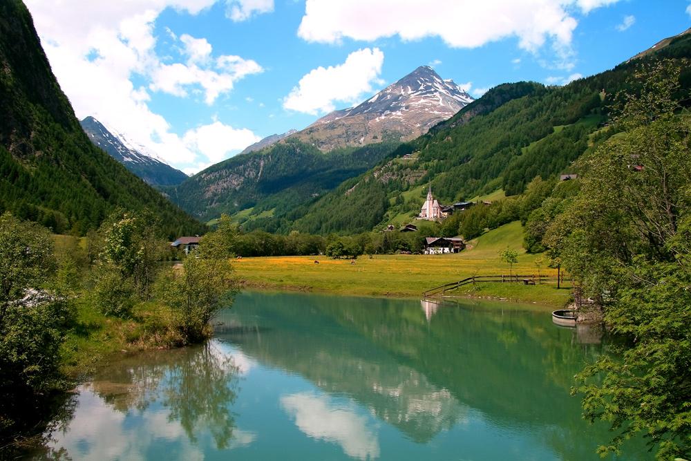 Urlaub im Mölltal (1)
